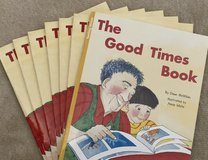 NIP Rigby PM Flying Colors: Leveled Reader Package Level L The Good Times Book in Okinawa, Japan