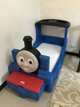 Thomas the Train Toddler Bed in Okinawa, Japan