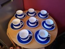 cups and saucers in Lakenheath, UK
