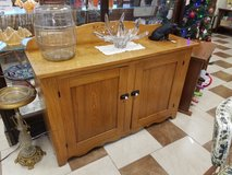 Antique Heart Pine Cabinet. in Fort Leonard Wood, Missouri