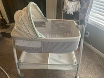 Graco bassinet changing table combo in Hopkinsville, Kentucky