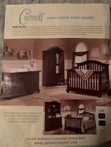 Baby furniture set in Westmont, Illinois