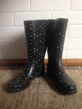Women's 7.5 Rainboots in Spangdahlem, Germany