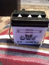 New motorcycle Battery. 6 volt in Alamogordo, New Mexico