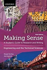 Making Sense in Engineering and the Technical Sciences: A Student's Guide to Research and Writing in Spring, Texas