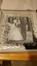 glass picture frame new in box in Shorewood, Illinois