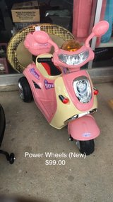Pink Power Wheels (New) in Fort Leonard Wood, Missouri