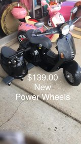 Motorcycle Power Wheels (New) in Fort Leonard Wood, Missouri