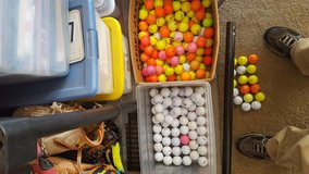 GOLF BALLS $.50 EACH MAJOR BRANDS in Camp Pendleton, California