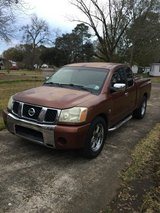 2004 nissan titan in Fort Polk, Louisiana