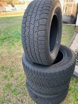 Cooper RTX 265/65R/17 Truck/SUV Tires in Camp Lejeune, North Carolina