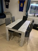 brand new dining table in Ramstein, Germany