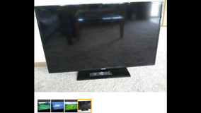 "46"" SAMSUNG TV OR USE COMPUTER MONITOR BEAUTIFUL CONDITION WORKS PE... in Glendale Heights, Illinois"