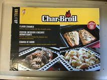 Char-broil grill chamber in Kingwood, Texas