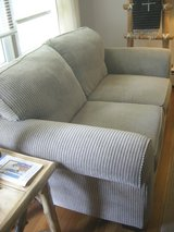 SOLD!!!   BROYHILL LOVE SEAT (COOPER'S FURNISHINGS/4 YRS.OLD) in Yorkville, Illinois