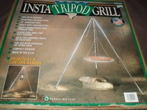 Tripod Grill for Campfires in Oswego, Illinois