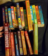 Janet Evanovich collection (47 books) in Byron, Georgia