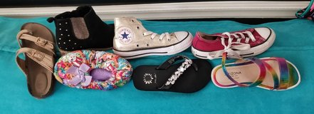 Girls Shoes -- 11/12/13 in Spring, Texas