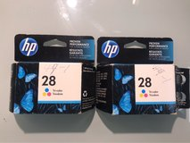 Hp 28 color cartridges in Ramstein, Germany