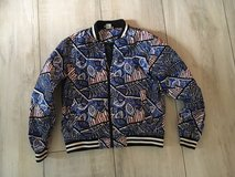 Colorful youth spring jacket sz 158/164 cm or 12/14 US in Ramstein, Germany
