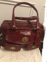 Gorgeous Red Leather Coach Peyton Legacy in Glendale Heights, Illinois