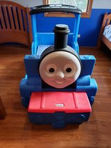 Thomas the Train toddler bed in Chicago, Illinois