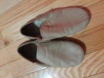 Tan jazz shoes in Naperville, Illinois