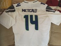 DK Metcalf Seattle Seahawks Stitched Jersey Nike (Large) White *** NWT in Tacoma, Washington