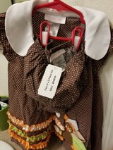 Cute Girls Turkey Dress w/ Bloomers in Vista, California