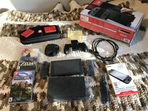 Like new Nintendo switch and games in Beaufort, South Carolina