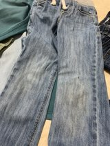 8 pairs Size 4T Pants (used) in Okinawa, Japan