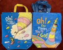 Oh The Places You'll Go Shopping Tote Bags New in Okinawa, Japan