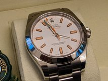 Up for sale is my Rolex Milgauss White Dial 116400 in St. Louis, Missouri