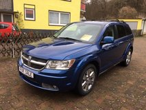 2010 Dodge Journey SXT AWD, V6, AUTOMATIC, 7 Seater, Rear Camera, New Tires, New Service, New TÜV!! in Ramstein, Germany