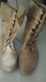 boots. size 10 Wide in Camp Pendleton, California