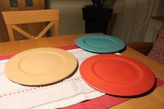 Decoration plates from company Asa in Ramstein, Germany