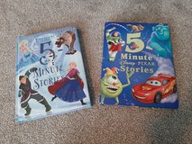 (2) 5 minute hardcover books great condition both for $5 in Joliet, Illinois