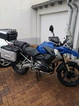 Perfect Condition 2008 BMW 1200GS in Ramstein, Germany