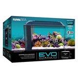 Fluval Evo 13.5 Aquarium and 100lbs of Live Rock in Bolling AFB, DC