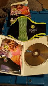 Wii ZUMBA FITNESS CORE in Camp Lejeune, North Carolina