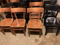 11 solid wood  chairs in Fort Campbell, Kentucky