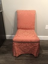 6 Upholstered Dining Chairs in Baytown, Texas