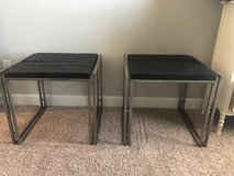 2 End Tables in Baytown, Texas