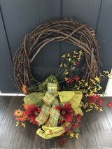 Large wreath in Pleasant View, Tennessee