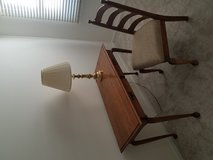 Writing desk and chair in Joliet, Illinois