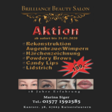 Special Offer - Permanent Make-Up in Ramstein, Germany