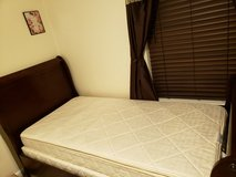 Twin Bed + Mattress and Box Spring in Quantico, Virginia