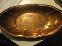 solid copper etched dish in Alamogordo, New Mexico