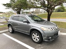 Nissan Murano in Okinawa, Japan