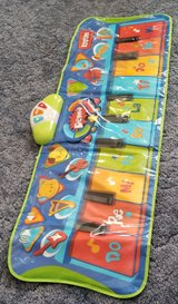 Baby Toddler Musical Play Piano Play Mat in Fort Riley, Kansas